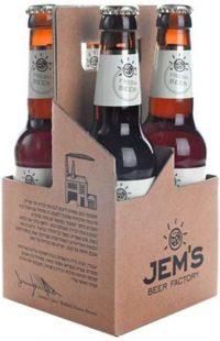 מארז רביעיית בירה ג'יימס