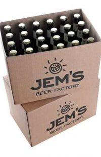 ארגז בירה ג'יימס - 24 בקבוקים