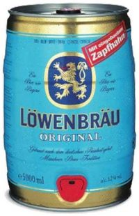 חבית בירה לוונבראו